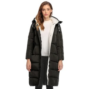 女士冬季保暖外套