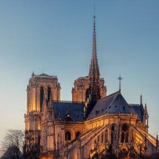 欧洲其他旅行地推荐巴黎圣母院最精华8处景观盘点 这些大火后你可能再也见不着了!