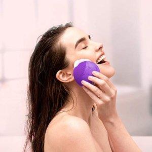 $91.46(原价$119)  脏东西OUTFOREO LUNA™ mini 洁面仪 紫色款特卖