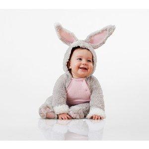Pottery Barn Kids邦尼兔造型婴儿服饰