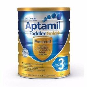 Aptamil金裝加強型3段