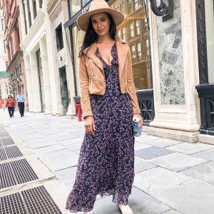 低至3折 $12轻松收美裙Lulu's 反季必囤 度假风连衣裙特卖 秋冬打底也不错