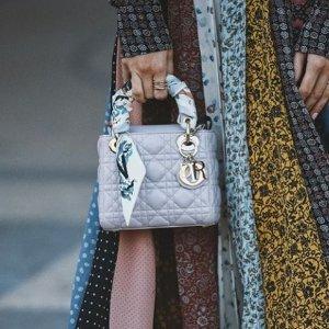 低至6.5折 Celine,Dior首饰$200起Cettire 澳洲第一奢侈品电商大促!Gucci链条包$591收