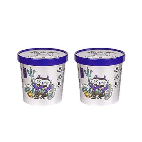 【2%返点】2盒食族人锡纸花甲粉