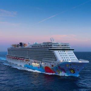 途风邮轮(8天)诺唯真逍遥号-西加勒比航线:迈阿密往返+罗阿坦岛+哈维斯特湾+科斯塔玛雅+科苏梅尔
