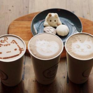 【新鲜货 | 一周晒货微博精选】西雅图首家猫咖啡店打卡,吸猫有去处了