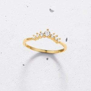 小皇冠戒指