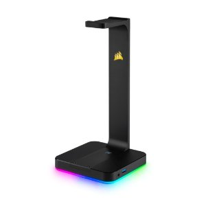 Corsair RGB Premium Headset Stand with 7.1 Surround Sound