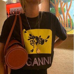 2折起+额外8.5折 £47收小裙子Ganni 冰点价闪现 好价Get Ins 超火小众品牌