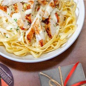意式炸大虾套餐$9.99Olive Garden 午餐限时特惠 意大利面套餐最低$7.99