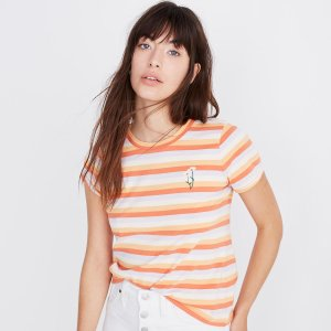 $5.99(Org.$22.50) + Free ShippingMadewell Women's Tee Extra 40% Off Sale