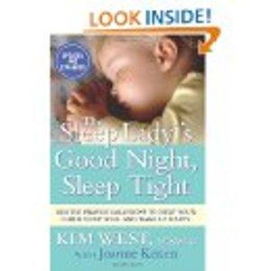 The Sleep Lady's Good Night, Sleep Tight by Kim West, Joanne Kenen