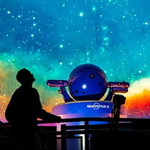 Planetarium Admission for Two or Four or One-Year Family Membership to Vanderbilt Museum (Up to 30% Off)