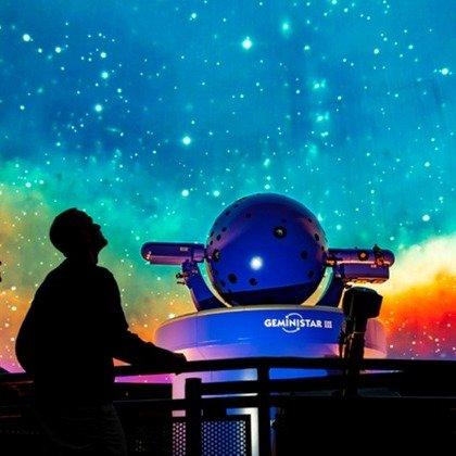 纽约范德比尔特 天文馆 家庭年票