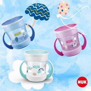 奶粉分装仅€3.6 原价€6.7限今天:Nuk 婴儿水杯专场 低至5.4折 收奶瓶、宝宝水杯、奶粉分装
