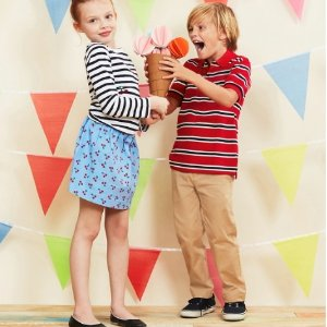 Up to 75% Off + Free shippingKids' Semi-Annual Sale @ Brooks Brothers