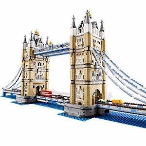 $255.36(原价$399) 限量发售史低价:LEGO Creator系列 伦敦塔桥10214