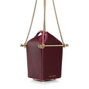 StrathberryBlossom Bag 链条盒子包