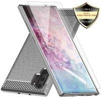Dahkoiz Samsung Galaxy Note 10 Plus 保护壳 + 膜套装