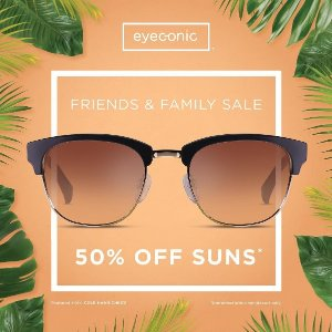 50% offFerragamo, MCM, Chloe & YSL sunglasses @ Eyeconic