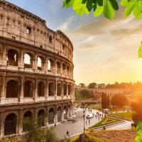 罗马 4晚住宿含早+机票