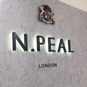 4折起 £85收经典驼色纯羊绒围巾N.PEAL 英国奢华羊绒品牌大促开启 反季囤最机智