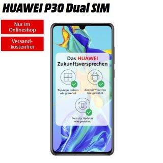 比单买手机还便宜月租16.99欧,每月6GB流量,一次性购机费49欧拿 Huawei P30