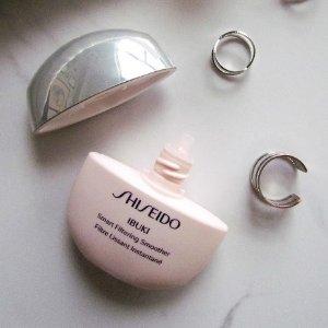$23 + GWPIbuki Smart Filtering Smoother @ Shiseido