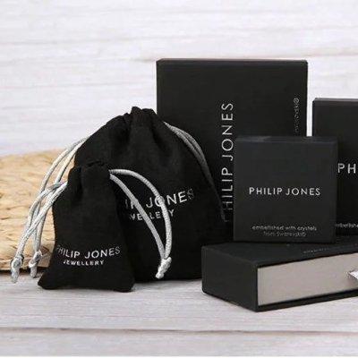 £5.99收耳饰 三款可选Philip Jones友情系列纯银首饰热卖