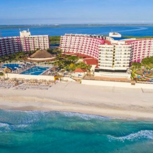 Start From $599Cancun All-inclusive Stay 4 Nights+ Round Trip Flights