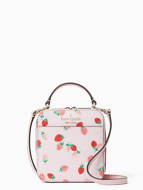 草莓盒子包
