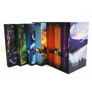 $58.99 (原价$105.5)Harry Potter 哈利波特7本合集 儿童版