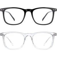 TIJN 防蓝光、防紫外线眼镜两副