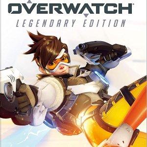 $29.99 (原价$49.99)Switch版 守望先锋 Overwatch Legendary Edition