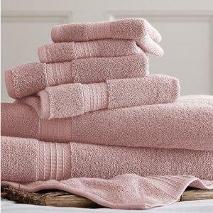 低至2.5折Hautelook 精选Amrapur卫浴毛巾地垫促销