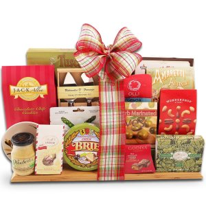 Only $34.98Ultimate Holiday Cutting Board Gift