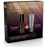 SkinCeuticals 全能抗氧化眼部精华+矿物防紫外线眼霜