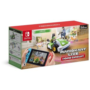 Mario Kart Live: Home Circuit - Nintendo Switch Luigi Set Edition