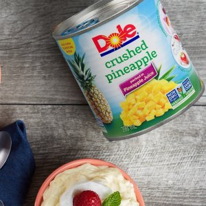 $1.09 (Superstore$2.28)无添加糖Dole 都乐 果汁菠萝粒 罐头 368ml 早餐燕麦、烘焙面包好搭档