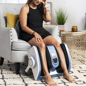 $99.99(原价$236.99)黑五独家:全自动加热指压足疗机 小腿也能按到 帮助消水肿