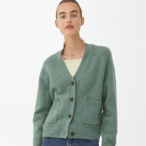 4.2折起!£15起就收Arket 毛衣、开衫秋季大促 纯色温柔 极简北欧风就在这里