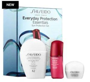 SHISEIDO Everyday Protection Essentials