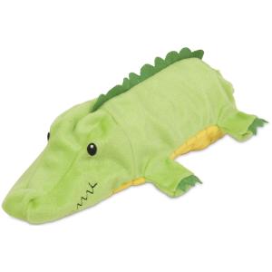 $5.79(原价$10.93)Petmate 54199 狗狗专用发声玩具 小鳄鱼 毛孩子的快乐源泉