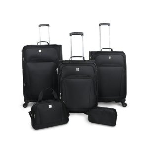 $48 Protege 5 Piece Spinner Luggage Set