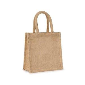 黄麻袋手提袋 20 x 20 x 10cm