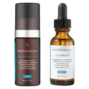 SkinCeuticals抗氧化精华2件套
