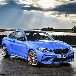 M3发动机+手排+3秒俱乐部极致小怪兽 2020 BMW M2 CS 发布