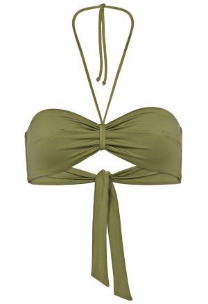 MEDITERRANEO Bandeau bikini top