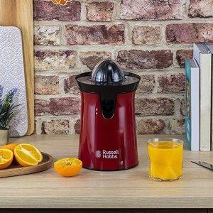 7.5折 €29.99(原价€39.99)Russell Hobbs 柑橘类榨汁机 免去剥皮烦恼 补充维C更方便