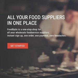 免费配送 即送即达Foodbyus 悉尼地区生鲜蔬菜送到家 餐厅专用供货网站